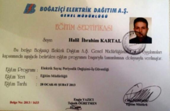 Elektrikçi İbrahim Kartal