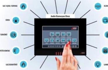 Akıll ev Otomasyon sistemi